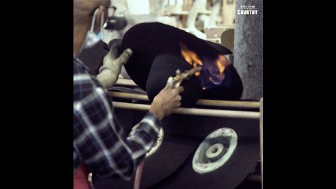 Stetson Hats: How It's Made and Shaped in Texas