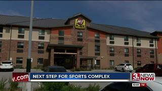 City takes next step for La Vista sports complex - Video