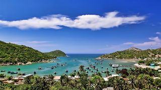 THE DAY WE CAME TO VINH HY BAY - VIETNAM  - Video