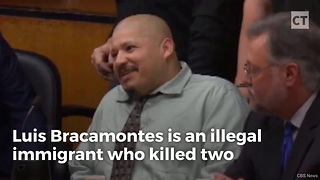 Illegal Immigrant Cop Killer Promises More Bloodshed - Video