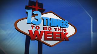 13 Things To Do This Week In Las Vegas For Oct. 6-13 - Video