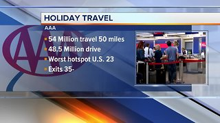 TSA: 2018 holiday travel season expected to be busiest on record