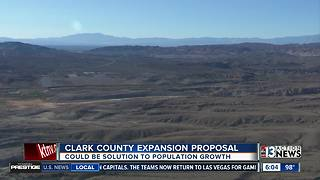 Expansion could benefit Clark County - Video