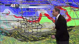 Jeff Penner Saturday Afternoon Forecast Update 3 3 17 - Video