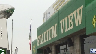 Area businesses prepare for a busy NFC title game day - Video