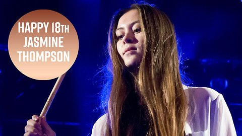 YouTube singing star Jasmine Thompson turns 18