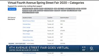 Fourth Avenue Spring Street Fair going virtual