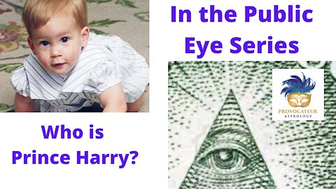 In the Public Eye Series - Who is Prince Harry?