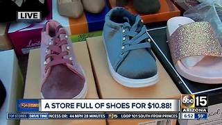 Get shoes for just $10.88! - Video