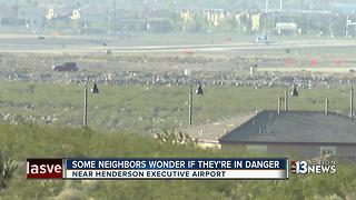 Plane problems have some in Henderson worried - Video