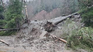 2 People Missing After Landslide In Alaska