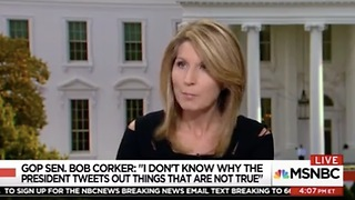 "Nicole Wallace Says GOP More Worried About ""Weenie"" Tax Reform, Ignoring Corker Claims - Video"