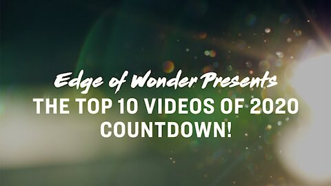 The Top 10 videos of 2020!