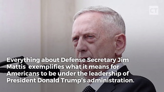 Mad Dog Mattis Shares 2018 Concerns - Video