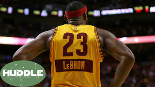 LeBron James WAIVING No-Trade Clause!? -The Huddle - Video