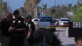 Juvenile injured in Lake Worth shooting - Video