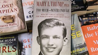Mary Trump's Tell-All Book Breaks Record With Sales