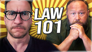 Lawyer Dissects Alex Jones Deposition - Viva Frei Vlawg