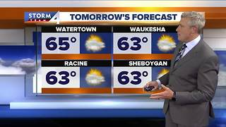 Mostly sunny and beautiful Thursday - Video