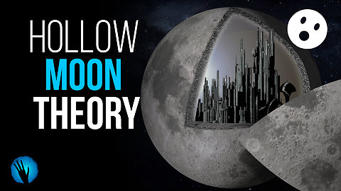 Bizarre! Scientists Claims the Moon is Hollow and Artificial, Ringing Like a Bell