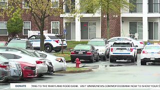 Woman shot and killed inside Milford Mill apartment building