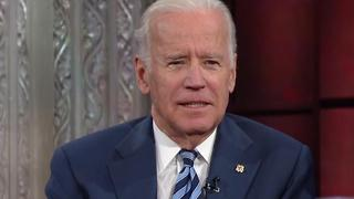 Joe Biden Says He Wishes He Were President - Video