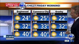 Teens and 20s by early Friday morning - Video