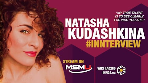 [PROMO] INNterview with Natasha Kudashkina, the Bell Box Mural Project