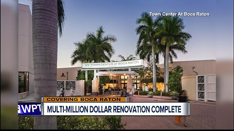 Town Center at Boca Raton mall completes multi-million dollar renovations