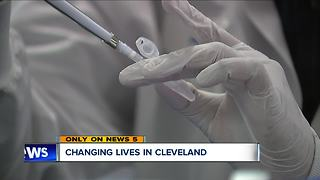 Biotech company battles medical mysteries in Cleveland - Video