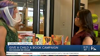 Give a Child a Book campaign
