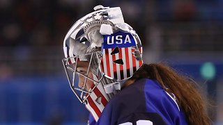 IOC Says Lady Liberty Can Stay On US Women's Hockey Masks - Video