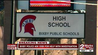 Bixby Police ask OSBI for help with investigation - Video