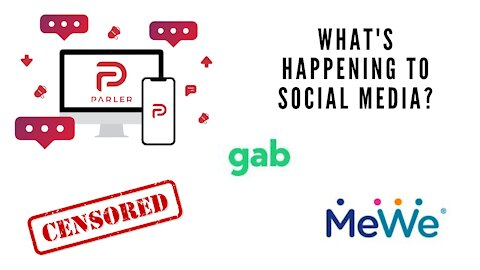 What is Happening to Social Media as We Enter 2021?