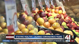 How to stay healthy, calm during coronavirus pandemic