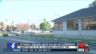 Local attorney suspended