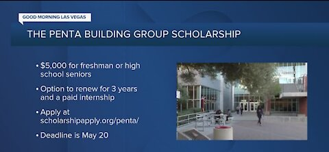 PENTA Building Group offering scholarship opportunity for UNLV students