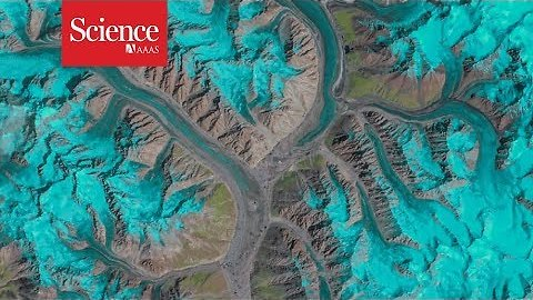 Why slow glaciers can sometimes surge as fast as a speeding train--wiping out people in their path