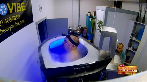 A Premiere Health Spa Offering CryoTherapy and More