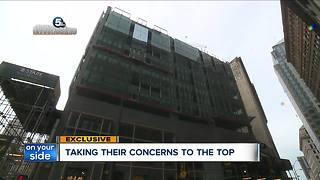 Company behind Beachwood apartment woes expanding in downtown Cleveland, two projects in the works - Video