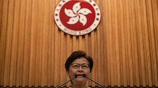 What Happens If Hong Kong's Leader Resigns?