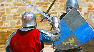 Which of These 3 Medieval Fight Skills is for You? - Video