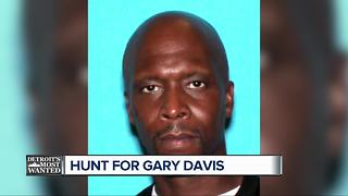 Detroit's Most Wanted: Gary Davis may be posing as his identical twin brother - Video