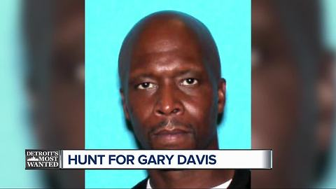 Detroit's Most Wanted: Gary Davis may be posing as his identical twin brother