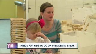 7 things for kids in WNY to do while on February break - Video
