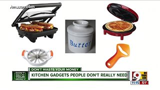 Kitchen gadgets people don't really need