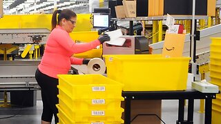 Report: Some Amazon warehouses have alarmingly high rates of worker injuries
