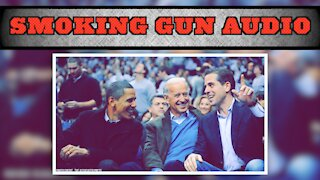 Smoking Gun Audio of Hunter Biden
