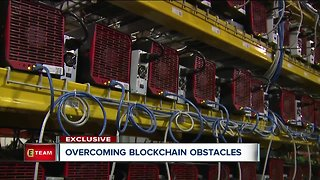 Overcoming blockchain obstacles