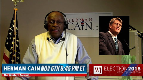 Herman Cain Election Night Promo 15 Sec